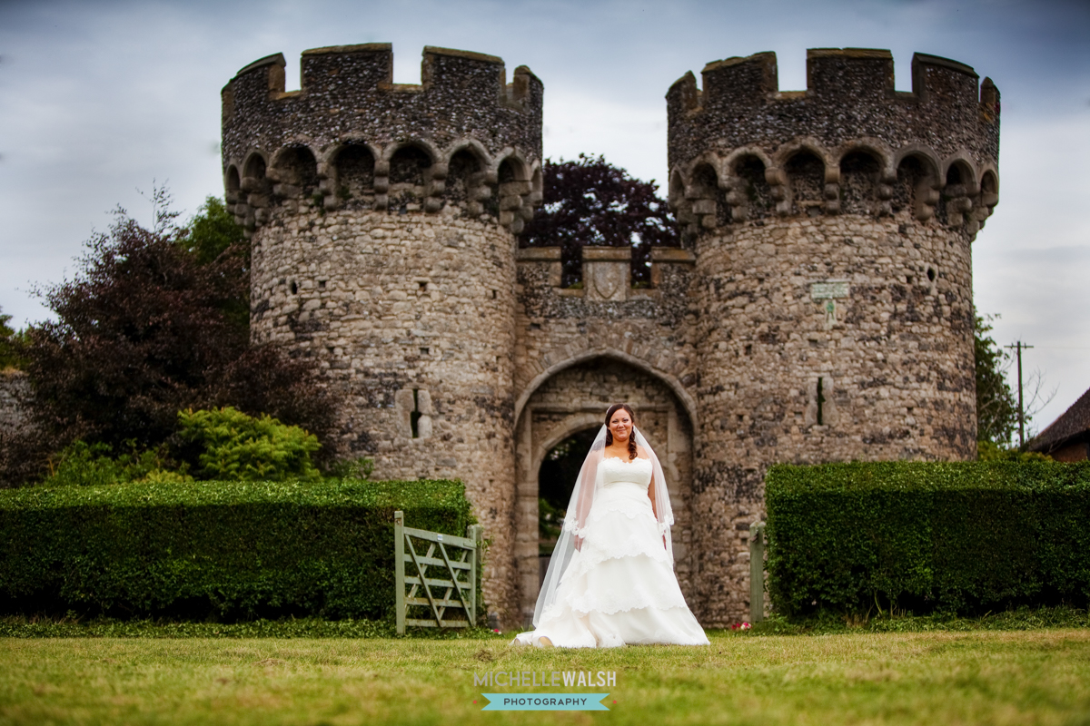 Cooling Castle Wedding Photographer Kent