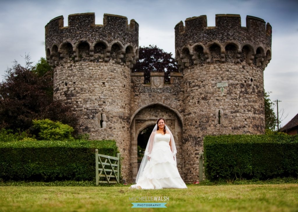 Wedding Photographer Cooling Castle, Kent