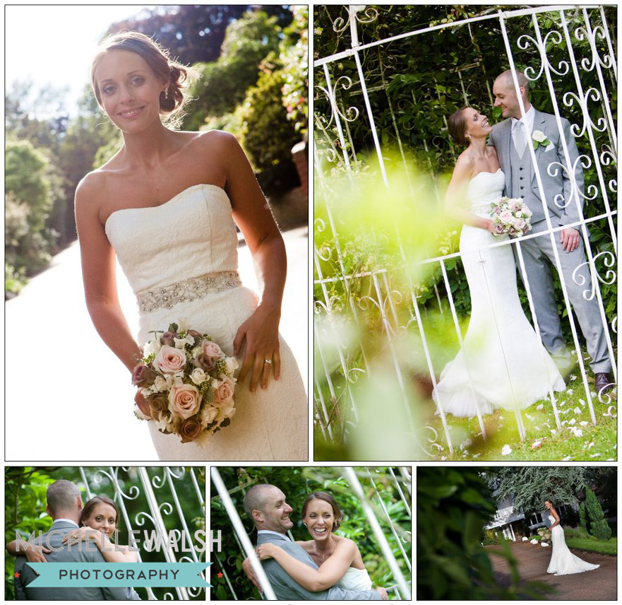 Rowhill Grange Spa Wedding Photographer